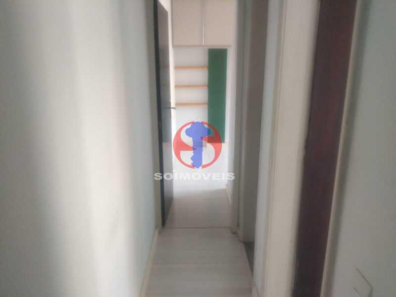CIRCULAÇÃO - Apartamento 2 quartos à venda São Francisco Xavier, Rio de Janeiro - R$ 250.000 - TJAP21431 - 14