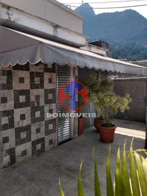 imagem4 - Apartamento 2 quartos à venda Humaitá, Rio de Janeiro - R$ 670.000 - TJAP21433 - 19