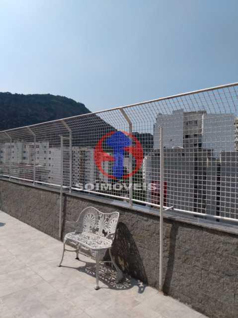imagem7 - Apartamento 2 quartos à venda Humaitá, Rio de Janeiro - R$ 670.000 - TJAP21433 - 22