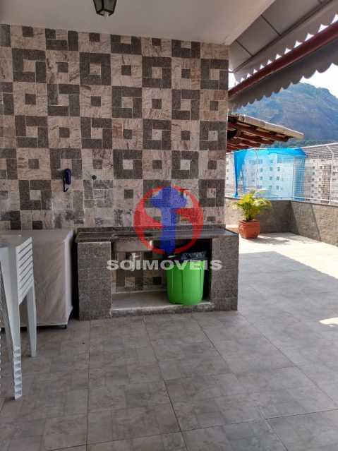 imagem10 - Apartamento 2 quartos à venda Humaitá, Rio de Janeiro - R$ 670.000 - TJAP21433 - 23
