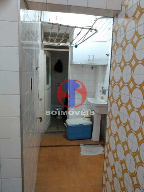 imagem25 - Apartamento 2 quartos à venda Humaitá, Rio de Janeiro - R$ 670.000 - TJAP21433 - 13