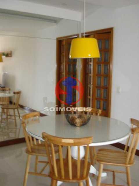 sala - Apartamento 2 quartos à venda Maracanã, Rio de Janeiro - R$ 795.000 - TJAP21438 - 1