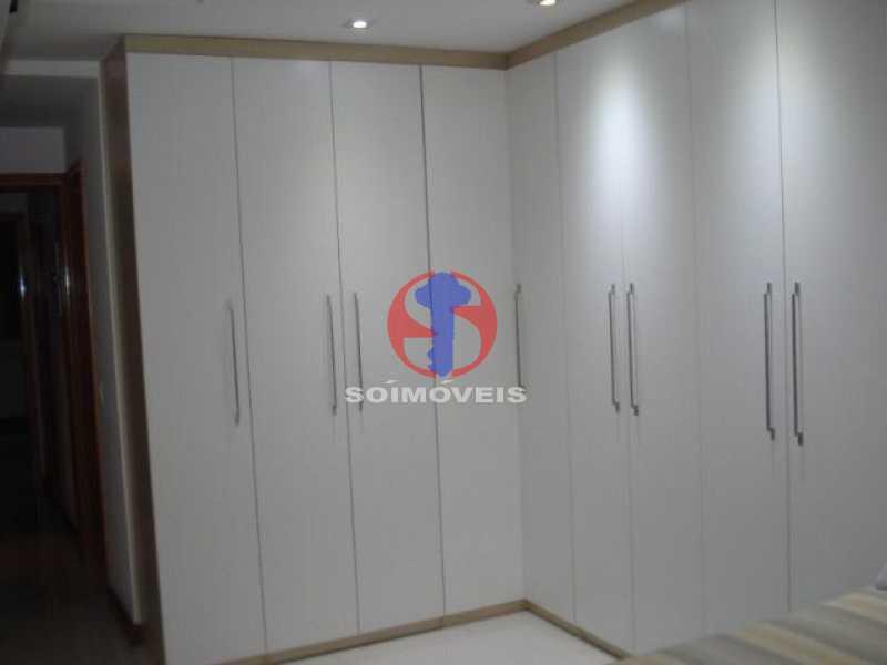 quarto - Apartamento 2 quartos à venda Maracanã, Rio de Janeiro - R$ 795.000 - TJAP21438 - 6