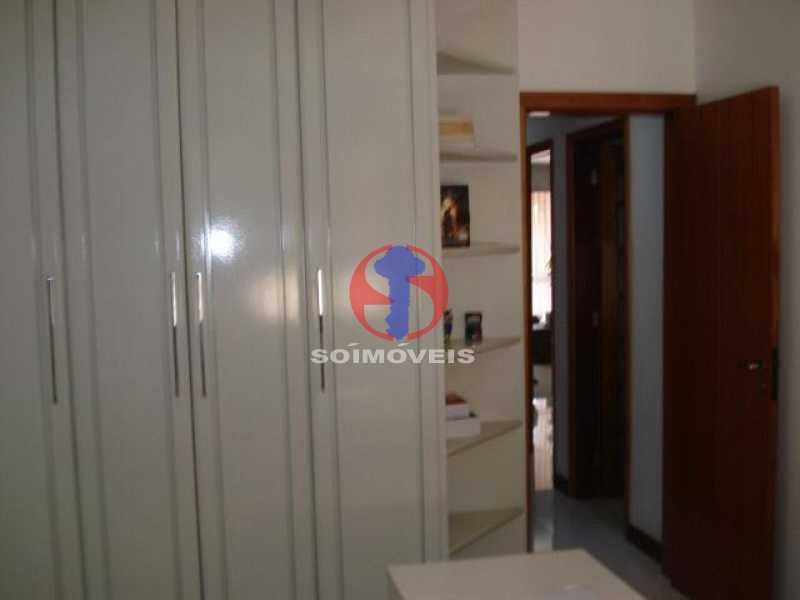 quarto - Apartamento 2 quartos à venda Maracanã, Rio de Janeiro - R$ 795.000 - TJAP21438 - 7