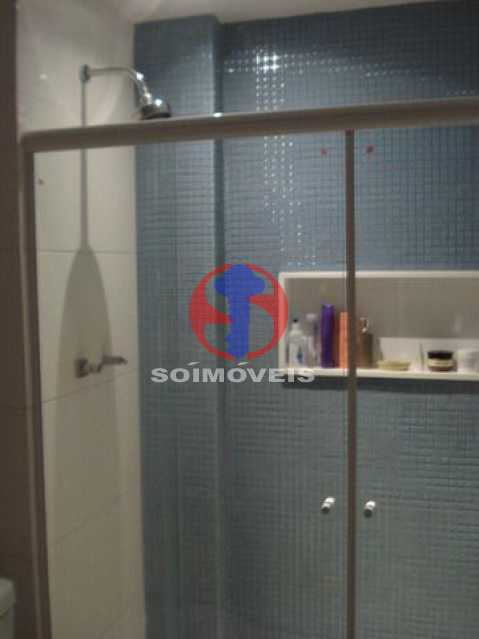 banheiro - Apartamento 2 quartos à venda Maracanã, Rio de Janeiro - R$ 795.000 - TJAP21438 - 8