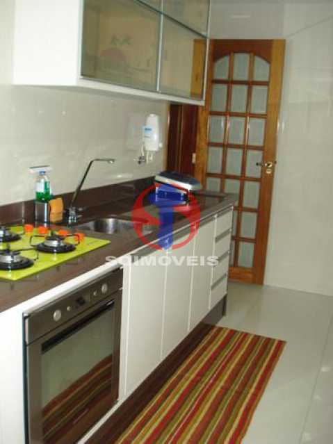cozinha - Apartamento 2 quartos à venda Maracanã, Rio de Janeiro - R$ 795.000 - TJAP21438 - 11