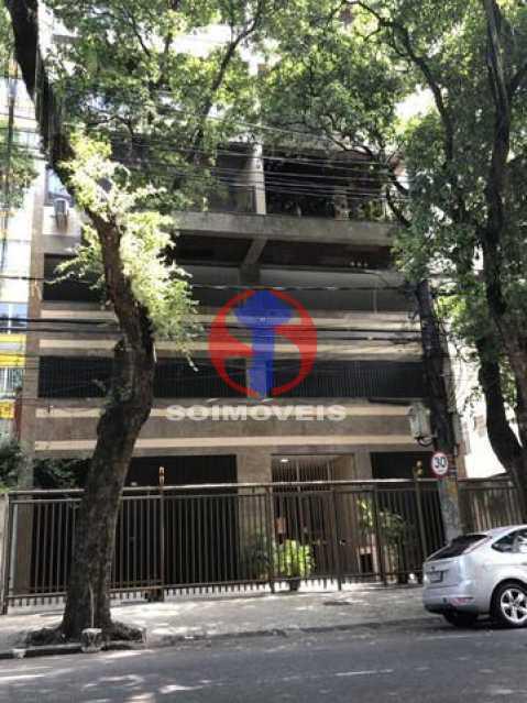 frente prédio - Apartamento 2 quartos à venda Maracanã, Rio de Janeiro - R$ 795.000 - TJAP21438 - 21