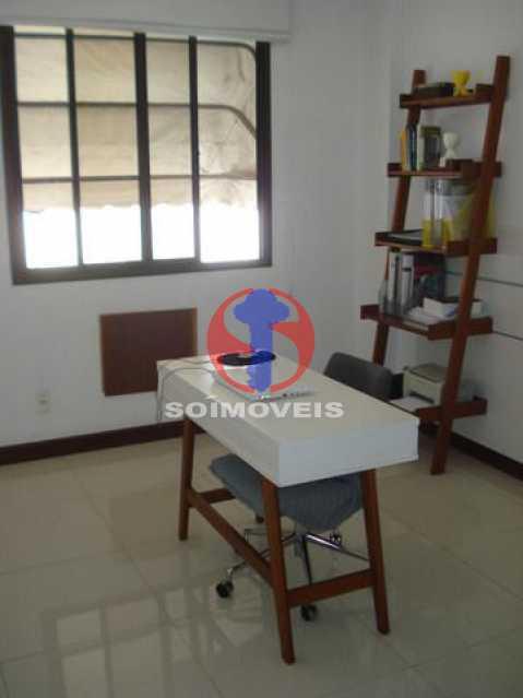quarto - Apartamento 2 quartos à venda Maracanã, Rio de Janeiro - R$ 795.000 - TJAP21438 - 14