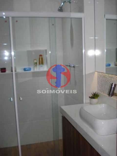 banheiro - Apartamento 2 quartos à venda Maracanã, Rio de Janeiro - R$ 795.000 - TJAP21438 - 12