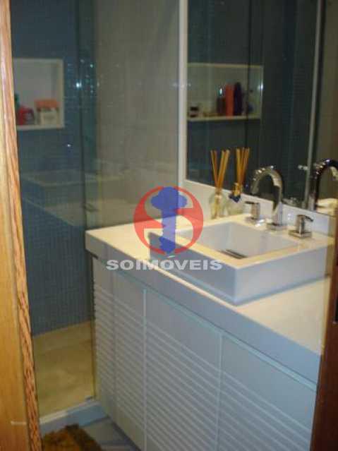 banheiro - Apartamento 2 quartos à venda Maracanã, Rio de Janeiro - R$ 795.000 - TJAP21438 - 13