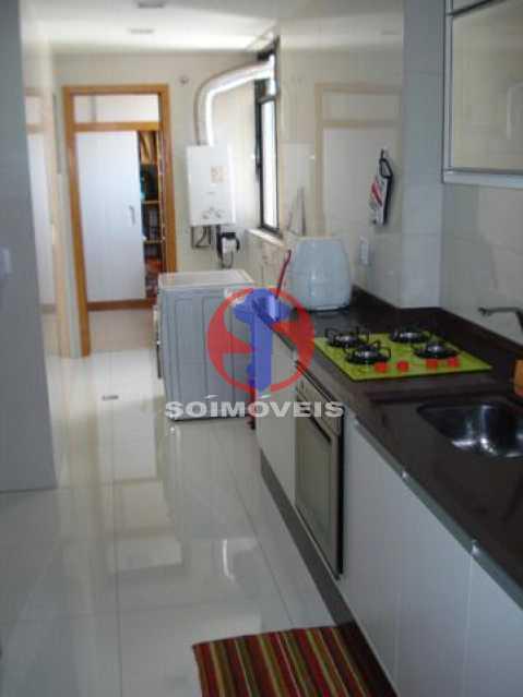 quarto - Apartamento 2 quartos à venda Maracanã, Rio de Janeiro - R$ 795.000 - TJAP21438 - 15