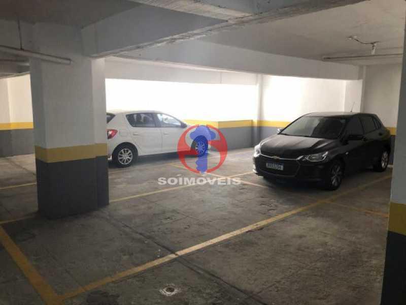 garagem - Apartamento 2 quartos à venda Maracanã, Rio de Janeiro - R$ 795.000 - TJAP21438 - 16