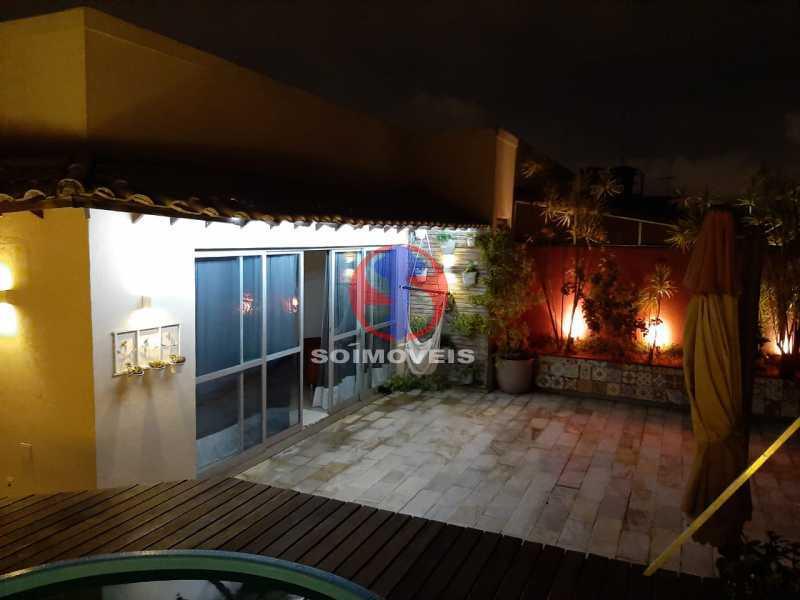 PISCINA - Cobertura 4 quartos à venda Tijuca, Rio de Janeiro - R$ 2.150.000 - TJCO40018 - 8