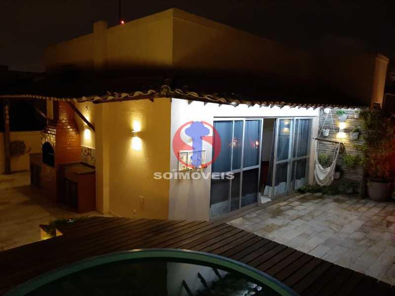 PISCINA - Cobertura 4 quartos à venda Tijuca, Rio de Janeiro - R$ 2.150.000 - TJCO40018 - 9