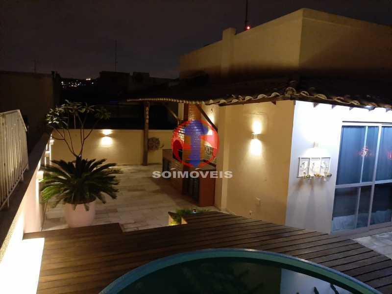 PISCINA - Cobertura 4 quartos à venda Tijuca, Rio de Janeiro - R$ 2.150.000 - TJCO40018 - 13