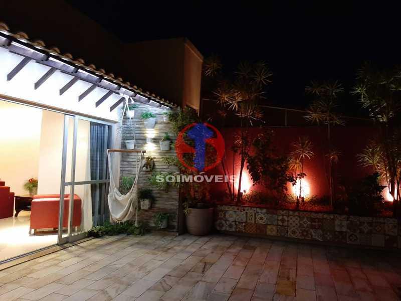 SALA TV - Cobertura 4 quartos à venda Tijuca, Rio de Janeiro - R$ 2.150.000 - TJCO40018 - 15