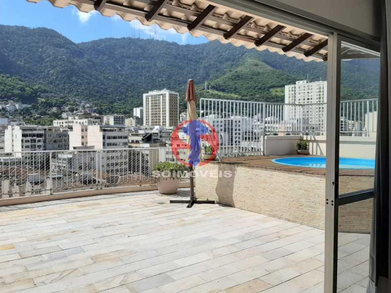 PISCINA - Cobertura 4 quartos à venda Tijuca, Rio de Janeiro - R$ 2.150.000 - TJCO40018 - 6