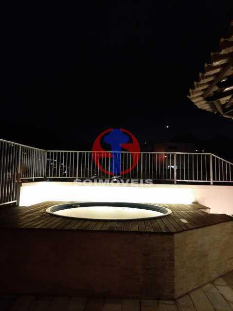 PISCINA - Cobertura 4 quartos à venda Tijuca, Rio de Janeiro - R$ 2.150.000 - TJCO40018 - 20