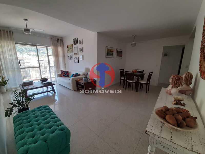 SALA - Cobertura 4 quartos à venda Tijuca, Rio de Janeiro - R$ 2.150.000 - TJCO40018 - 4