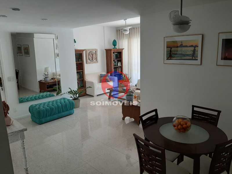 SALA - Cobertura 4 quartos à venda Tijuca, Rio de Janeiro - R$ 2.150.000 - TJCO40018 - 5