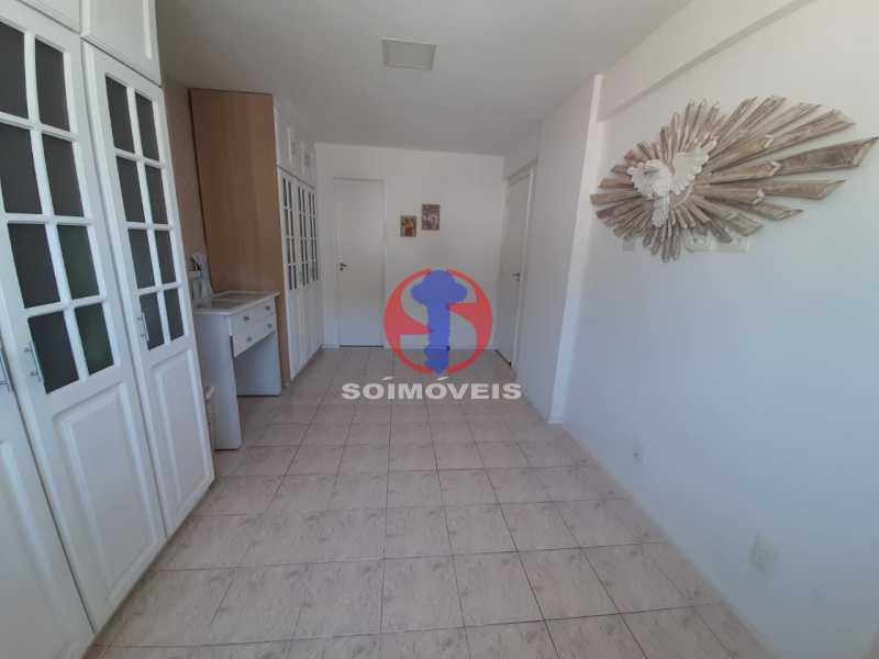 SUÍTE - Cobertura 4 quartos à venda Tijuca, Rio de Janeiro - R$ 2.150.000 - TJCO40018 - 27