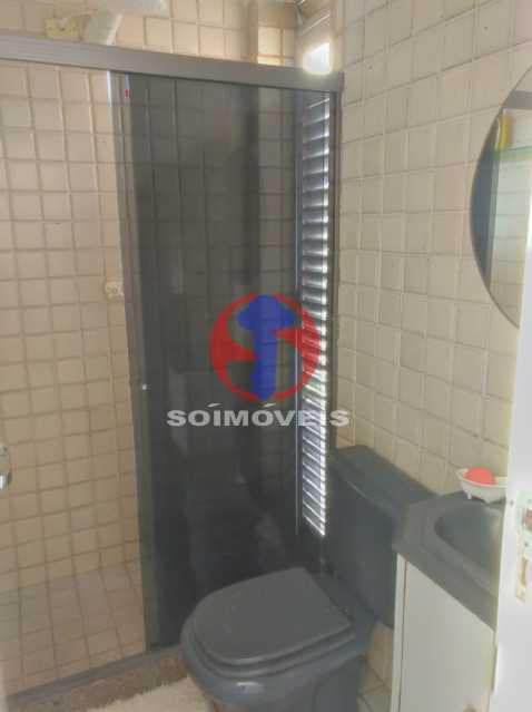 BANHEIRO - Cobertura 4 quartos à venda Tijuca, Rio de Janeiro - R$ 2.150.000 - TJCO40018 - 28
