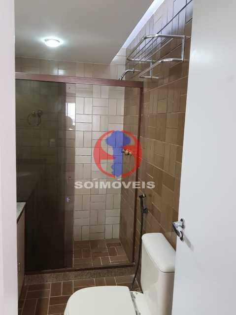 BANHEIRO - Cobertura 4 quartos à venda Tijuca, Rio de Janeiro - R$ 2.150.000 - TJCO40018 - 24