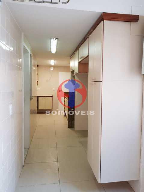 COZINHA - Cobertura 4 quartos à venda Tijuca, Rio de Janeiro - R$ 2.150.000 - TJCO40018 - 29