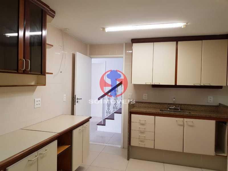 COZINHA  - Cobertura 4 quartos à venda Tijuca, Rio de Janeiro - R$ 2.150.000 - TJCO40018 - 30