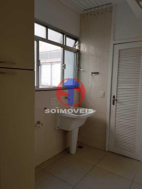 ÁREA - Cobertura 4 quartos à venda Tijuca, Rio de Janeiro - R$ 2.150.000 - TJCO40018 - 31