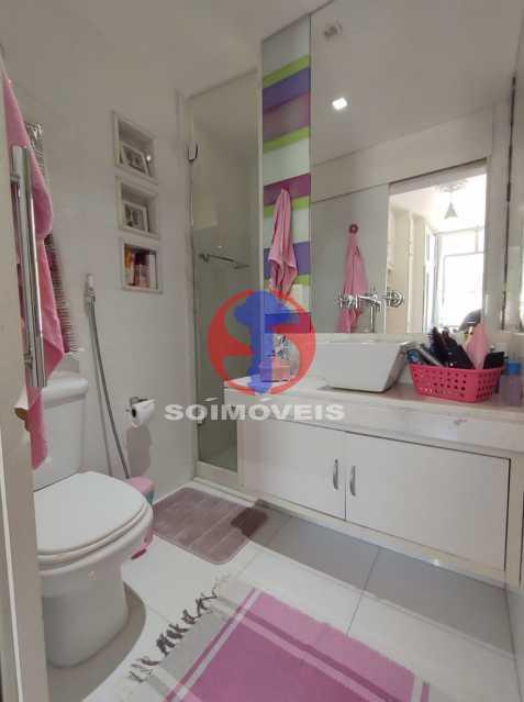 . - Cobertura 3 quartos à venda Tijuca, Rio de Janeiro - R$ 1.200.000 - TJCO30053 - 8