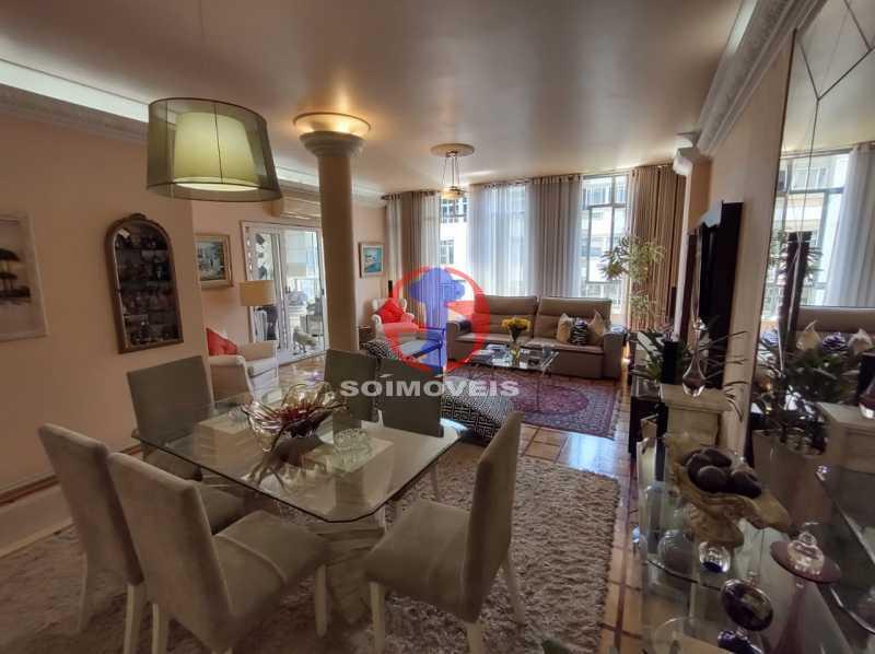. - Cobertura 3 quartos à venda Tijuca, Rio de Janeiro - R$ 1.200.000 - TJCO30053 - 3