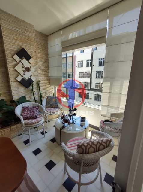. - Cobertura 3 quartos à venda Tijuca, Rio de Janeiro - R$ 1.200.000 - TJCO30053 - 5