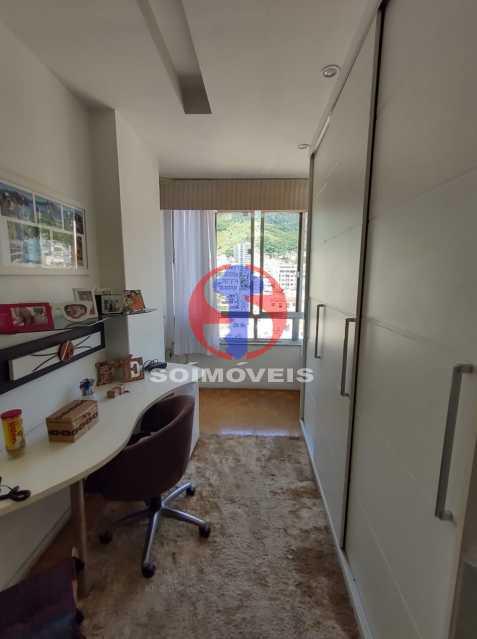 . - Cobertura 3 quartos à venda Tijuca, Rio de Janeiro - R$ 1.200.000 - TJCO30053 - 16