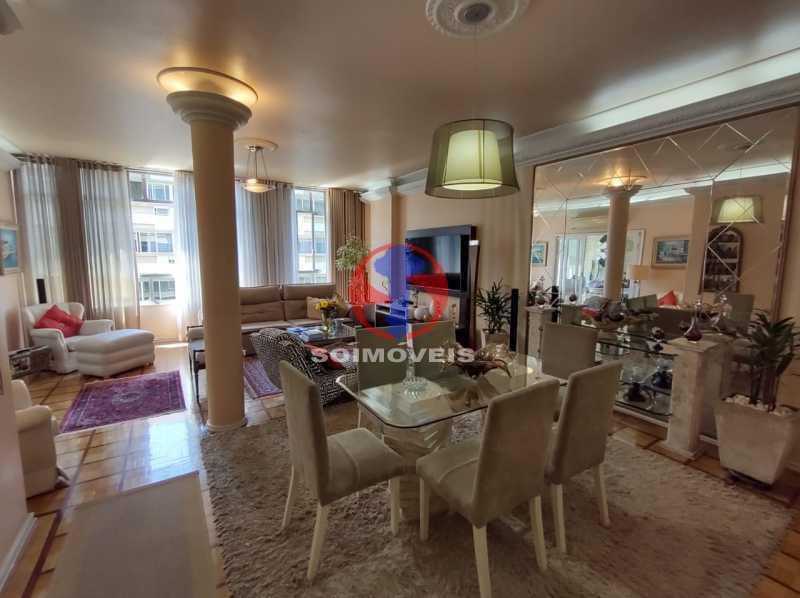 . - Cobertura 3 quartos à venda Tijuca, Rio de Janeiro - R$ 1.200.000 - TJCO30053 - 1