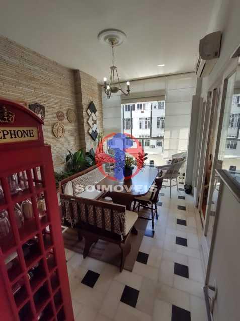 . - Cobertura 3 quartos à venda Tijuca, Rio de Janeiro - R$ 1.200.000 - TJCO30053 - 6