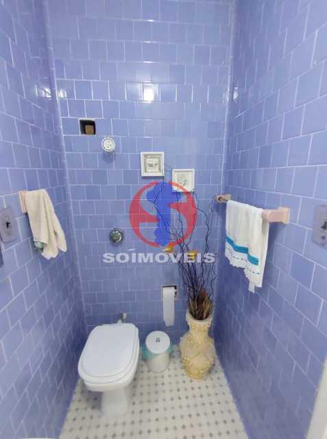 . - Cobertura 3 quartos à venda Tijuca, Rio de Janeiro - R$ 1.200.000 - TJCO30053 - 10
