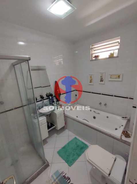 . - Cobertura 3 quartos à venda Tijuca, Rio de Janeiro - R$ 1.200.000 - TJCO30053 - 18