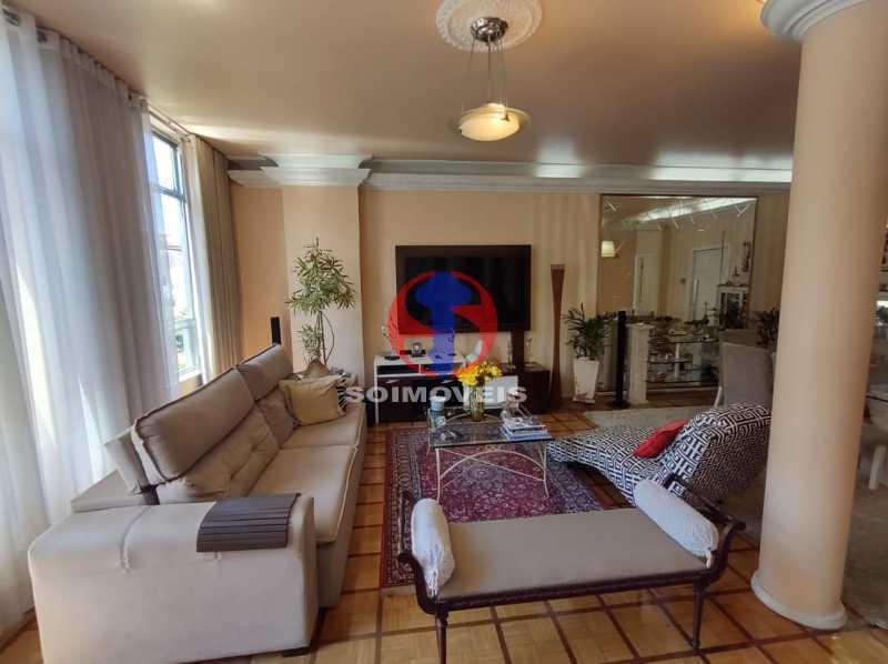 . - Cobertura 3 quartos à venda Tijuca, Rio de Janeiro - R$ 1.200.000 - TJCO30053 - 4