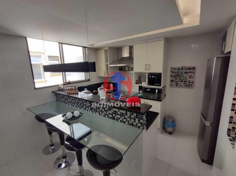 . - Cobertura 3 quartos à venda Tijuca, Rio de Janeiro - R$ 1.200.000 - TJCO30053 - 23