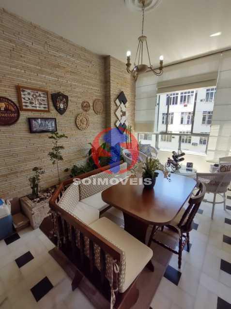 . - Cobertura 3 quartos à venda Tijuca, Rio de Janeiro - R$ 1.200.000 - TJCO30053 - 7