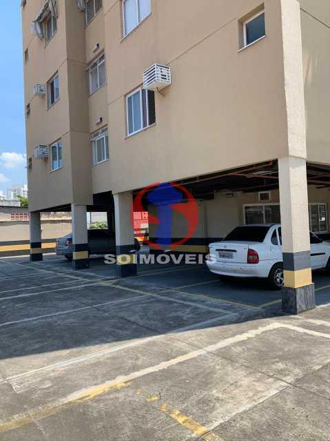 GARAGEM - Apartamento 2 quartos à venda Sampaio, Rio de Janeiro - R$ 230.000 - TJAP21440 - 3