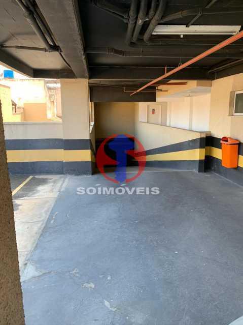SUBIDA GARAGEM - Apartamento 2 quartos à venda Sampaio, Rio de Janeiro - R$ 230.000 - TJAP21440 - 4