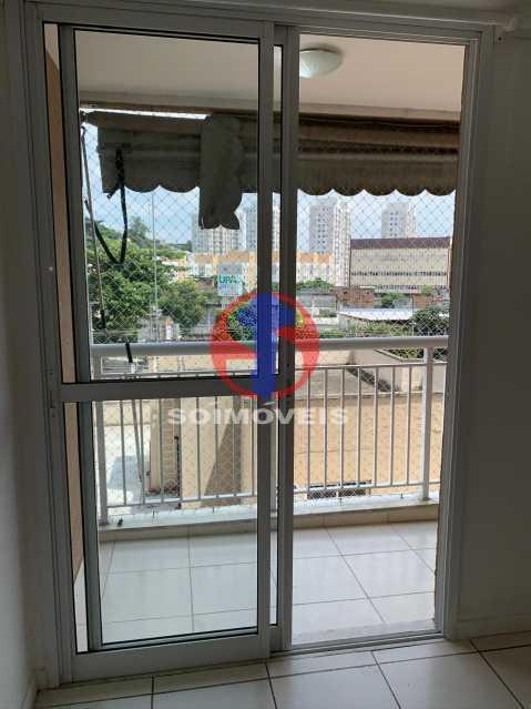 ACESSO VARANDA - Apartamento 2 quartos à venda Sampaio, Rio de Janeiro - R$ 230.000 - TJAP21440 - 5