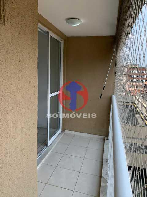 VARANDA - Apartamento 2 quartos à venda Sampaio, Rio de Janeiro - R$ 230.000 - TJAP21440 - 6