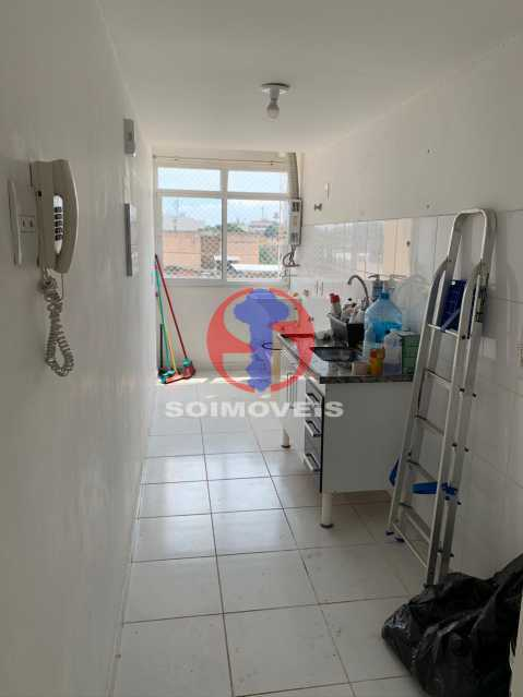 COZINHA - Apartamento 2 quartos à venda Sampaio, Rio de Janeiro - R$ 230.000 - TJAP21440 - 8