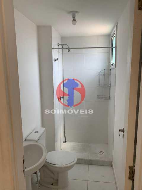 BANHEIRO - Apartamento 2 quartos à venda Sampaio, Rio de Janeiro - R$ 230.000 - TJAP21440 - 12