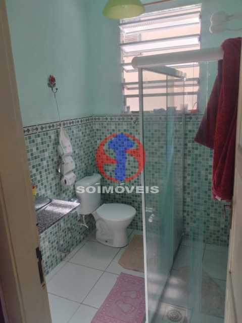Banheiro Social - Apartamento 2 quartos à venda Lins de Vasconcelos, Rio de Janeiro - R$ 300.000 - TJAP21441 - 7