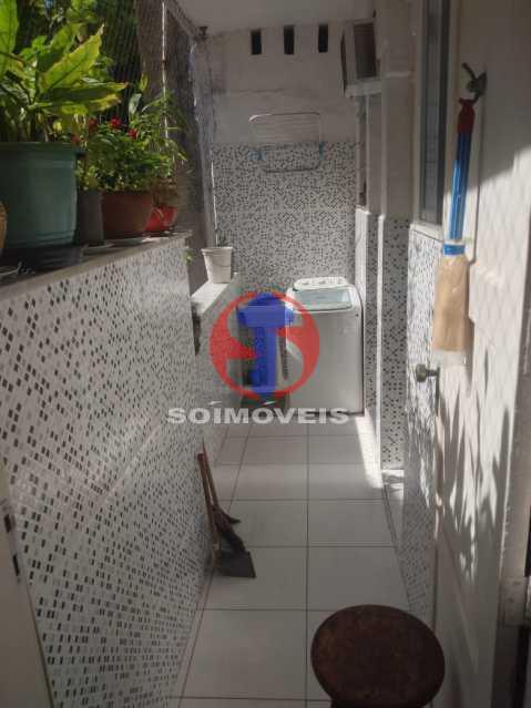 Área de Serviço - Apartamento 2 quartos à venda Lins de Vasconcelos, Rio de Janeiro - R$ 300.000 - TJAP21441 - 14