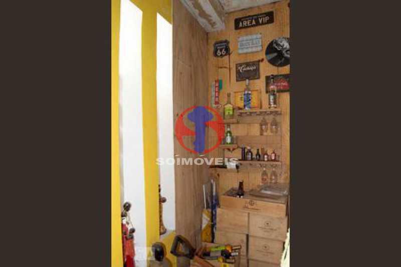 WhatsApp Image 2021-04-07 at 1 - Casa 3 quartos à venda Vila Isabel, Rio de Janeiro - R$ 650.000 - TJCA30078 - 5